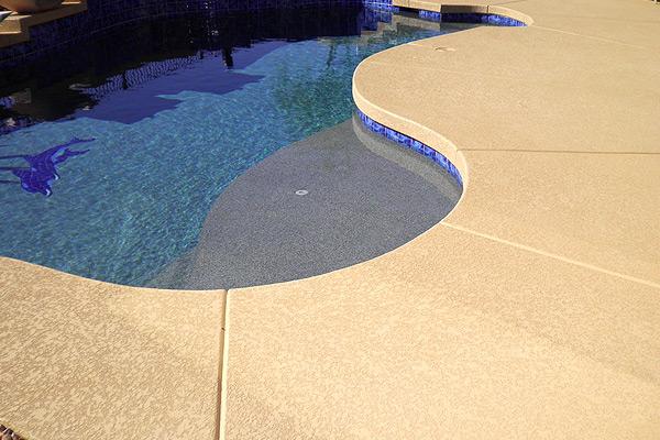 Imagine Architectural Concrete Installs Acrylic Decorative