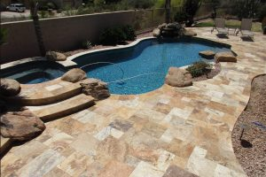 Change Your Concrete Coating to Stone