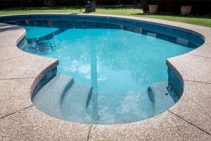 Exposed Aggregate Pool Deck & Patio Surface
