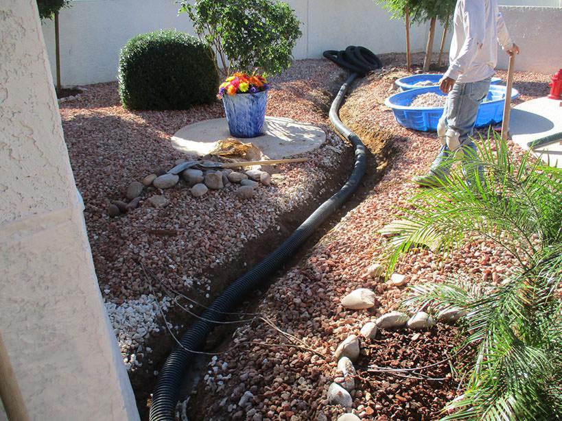 How do I fix drainage issues in my backyard? | Imagine ...