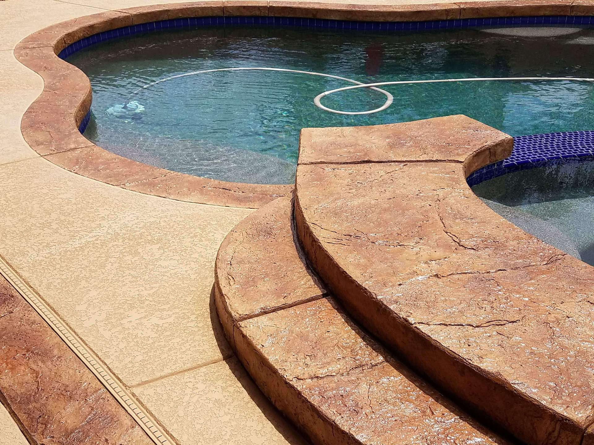 What Are My Pool Deck Coating Options Imagine Architectural Concrete