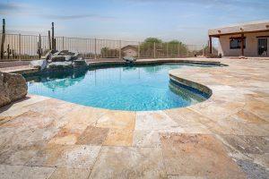 Glendale Pool Deck Remodel